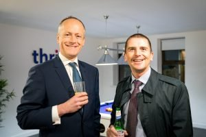 Foundry House Launch Guests