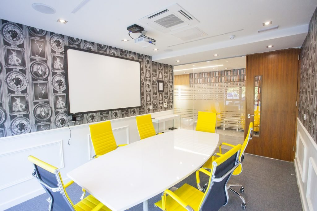 Atlas House, Wigan – The Meeting Room