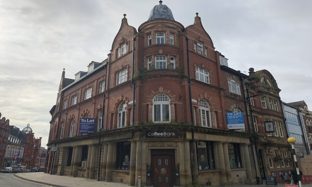 Image of Bank Chambers, Wigan