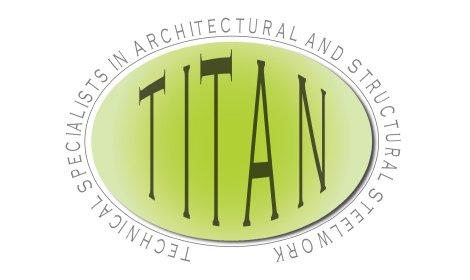 Titan Steel Projects logo