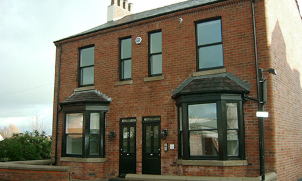 Westway House opened for business