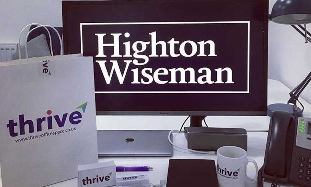 Highton Wiseman Take a Second Suite at Westway House