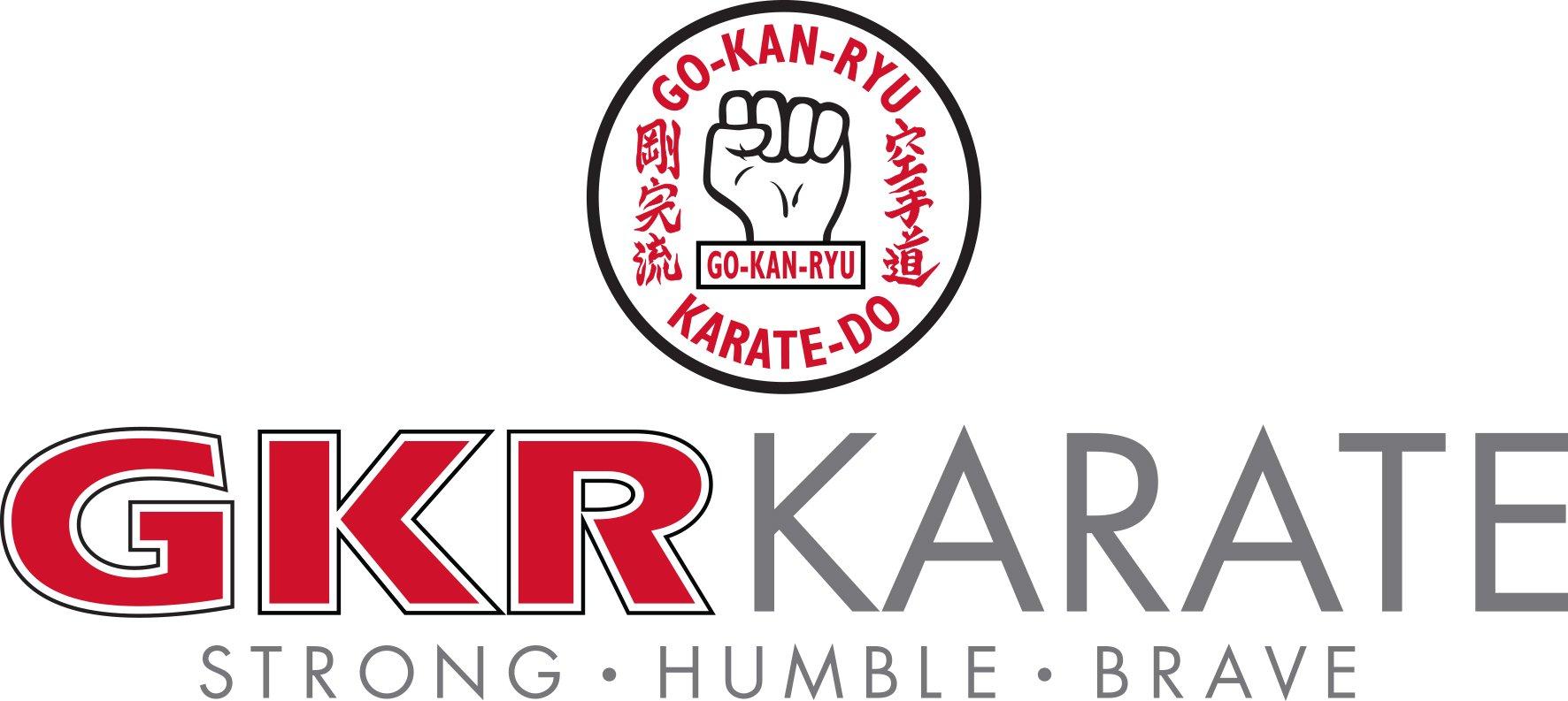 GKR Karate logo