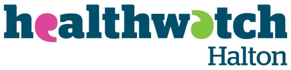 Healthwatch Halton logo