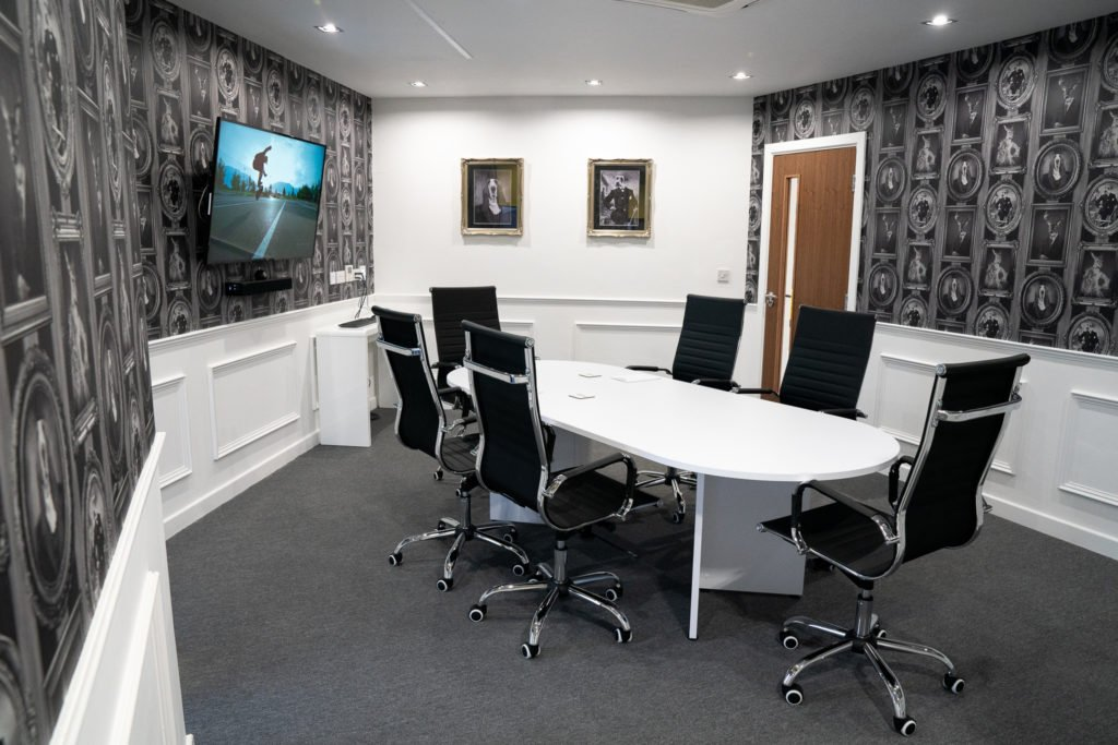 Foundry House, Widnes- The Meeting Room