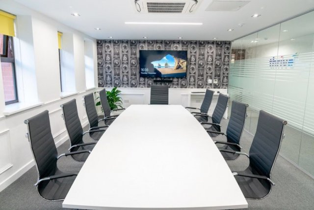 Foundry House, Widnes – The Boardroom