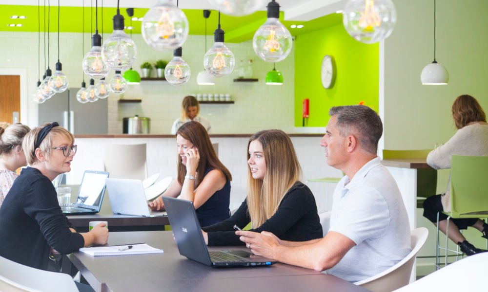6 ways to create a culture of collaboration in the workplace