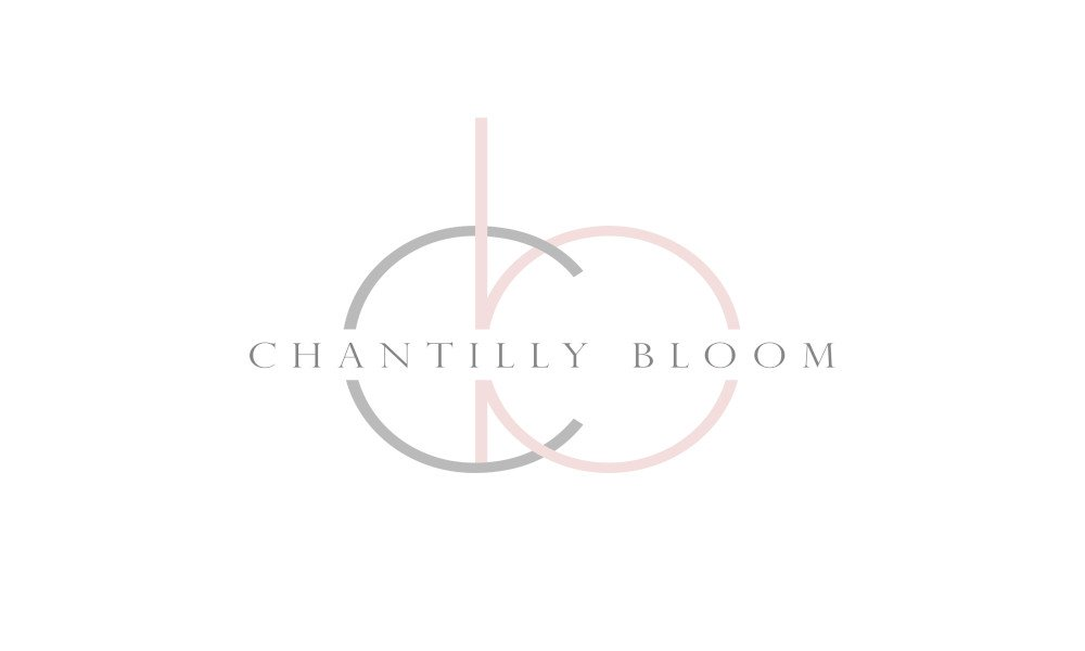 Chantilly Bloom logo
