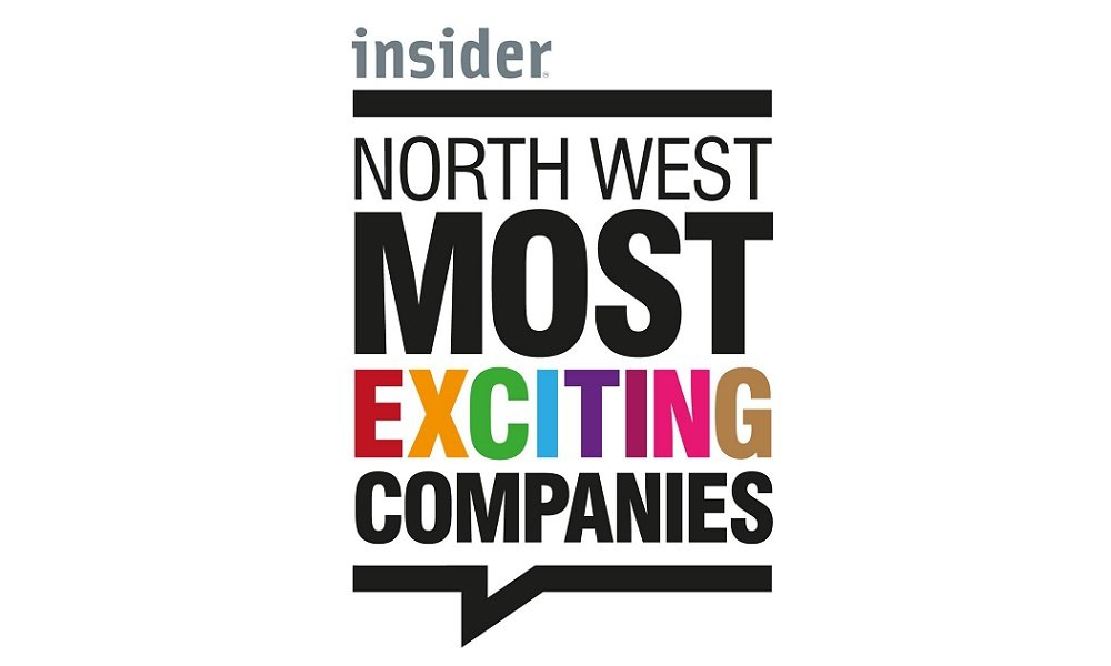 Thrive recognised as one of the North West's most exciting companies